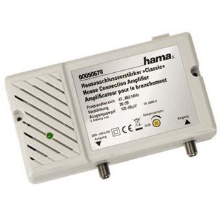 "Hama Hausanschlussverstärker ""Classic"", 30 dB"