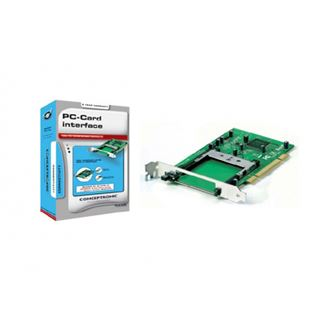 Conceptronic PCI Interface Karte auf PCMCIA