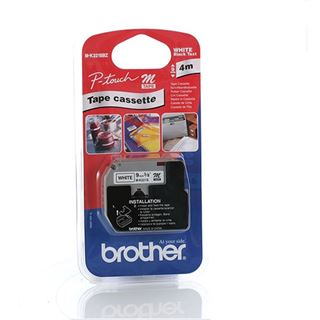 Brother MK-221S, 9mm breit,