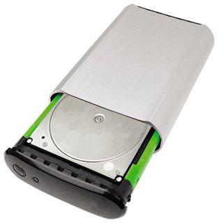 "3,5""(8,89cm) Hama Festplattengehäuse SATA -> USB/eSATA Schwarz"