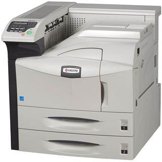 Kyocera FS-9530DN S/W Laser Drucken LAN/Parallel/USB 2.0
