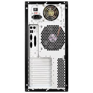 ATX Antec Atlas 550 EC Midi Tower 550 Watt Schwarz