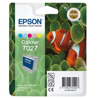 Epson Tinte C13T02740110 cyan, magenta, gelb, cyan hell, magenta hell