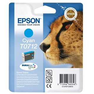 Epson C13T07124030 Cyan 8ml