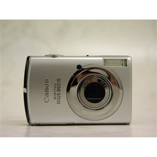 "Canon Digital Ixus 860 IS 8MPix 3,8x opt. Zoom 3"" LCD silber"