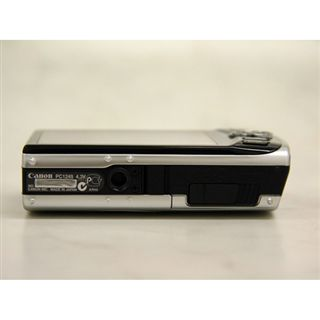 "Canon Digital Ixus 860 IS 8MPix 3,8x opt. Zoom 3"" LCD silber"