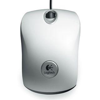 Logitech RX300 Premium Optische Maus Weiß PS2/USB OEM