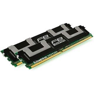 8GB Kingston ValueRAM DDR2-667 FB DIMM CL5 Dual Kit