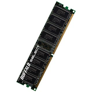 1024MB Buffalo Value DDR-400 CL3