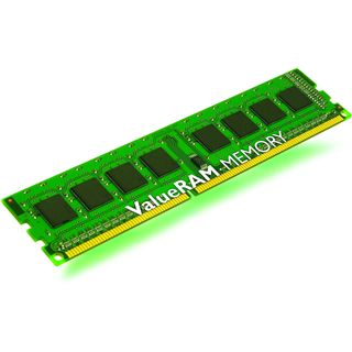 2GB Kingston ValueRAM DDR3-1066 DIMM CL7 Single