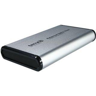 """500GB Terra EasyDock 2460288 2.5"""" (6.4cm) USB 2.0 grau"""