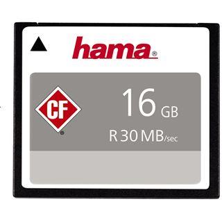 16 GB Hama High Speed Pro Compact Flash TypI 200x Bulk