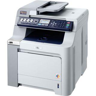 Brother MFC-9450CDN Multifunktion Laser Farb Drucker 2400x600dpi LAN/USB2.0