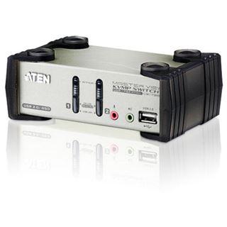 ATEN Technology CS1732B 2-fach Kabel KVM-Switch