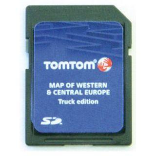 TomTom Work Truck NavigationsMap auf MicroSD