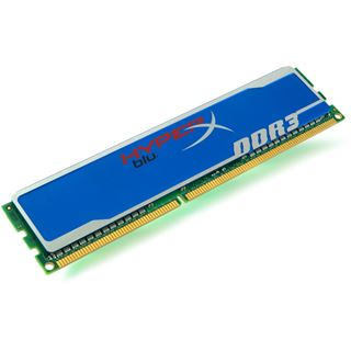 2GB Kingston HyperX DDR3-1600 DIMM CL9 Single
