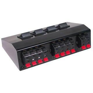 Good Connections 8er Umschaltbox für Lautsprecher (5529.)
