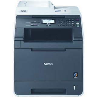 Brother DCP-9055CDN Farblaser Drucken/Scannen/Kopieren LAN/USB 2.0