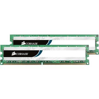4GB Corsair ValueSelect DDR2-800 DIMM CL5 Dual Kit