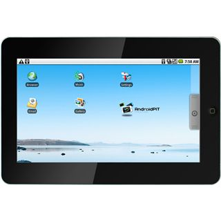 """10,2"""" (25,91cm) Point of View MobII Tablet Tegra 3G 512MB"""