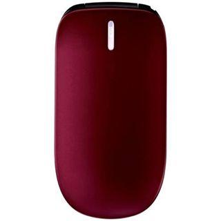 LG Electronics A170 Cube wine red