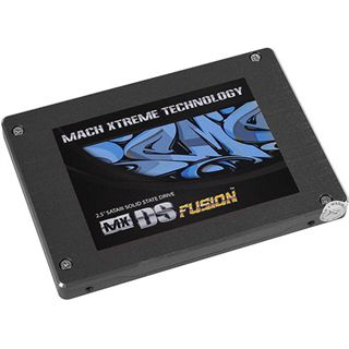 "120GB Mach Xtreme Technology Fusion Series 2.5"" (6.4cm) SATA 6Gb/s MLC asynchron (MXSSD3MDSF-120G)"