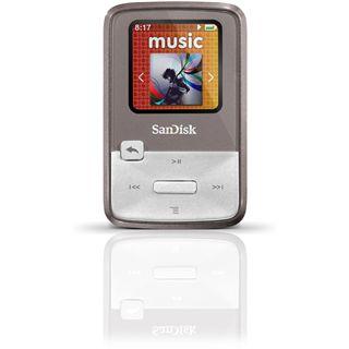 8GB SanDisk MP3-Player Sansa Clip Zip 8GB + Radio, grau