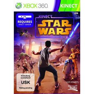 Star Wars (Kinect) (XBox 360)