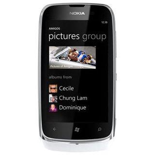 Nokia Lumia 610 weiss