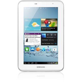 """7.0"""" (17,78cm) Samsung Galaxy Tab 2 7.0 WiFi/Bluetooth V3.0 8GB weiss"""