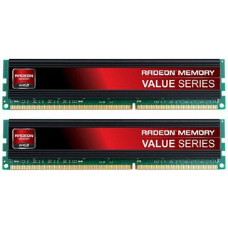 8GB Patriot AMD Memory Value Serie DDR3-1333 DIMM CL9 Dual Kit