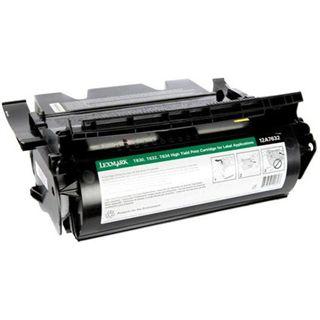 Lexmark Toner T63X schwarz