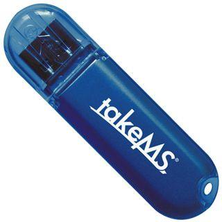 64 GB takeMS Colorline NT blau USB 2.0