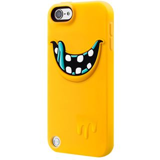 SwitchEasy MONSTERS Freaky (SW-MONT5-Y): freaky Protection Solution für iPod Touch 5G