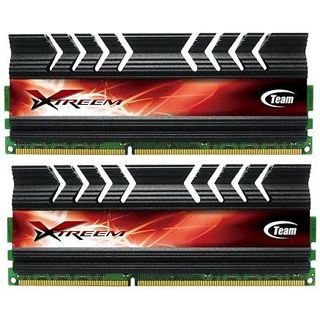 16GB TeamGroup xtreem Series DDR3-2666 DIMM CL11 Dual Kit