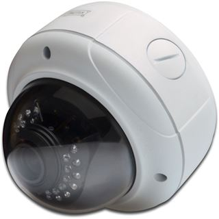 Digitus IP-Cam OptiDome Pro WLan Plug&View outdoor Tag/Nacht