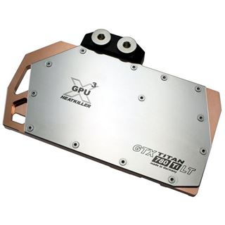 Watercool Heatkiller GPU-X³ GTX Titan/780/780 Ti LT Full Cover VGA Kühler