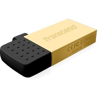 32 GB Transcend JetFlash 380 gold microUSB 3.0