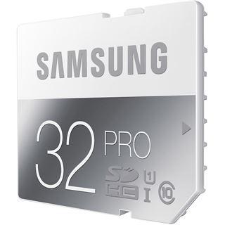 32 GB Samsung Pro SDHC UHS-I Retail
