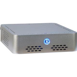 Inter-Tech Q-6 Mini-ITX 60 Watt silber