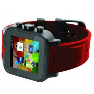 "Iconbit Watch CALLISTO 300R 1.54"" A4.2 3G GPS rot IP56"