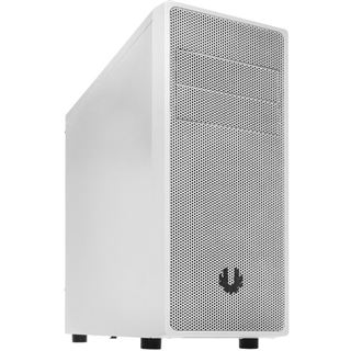 King Mod BitFenix Neos gedämmt Midi Tower ohne Netzteil weiss
