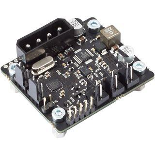 Aqua Computer poweradjust 3 Standard-Version Pumpensteuerung für Laing DDC- und D5-Pumpen (53166)