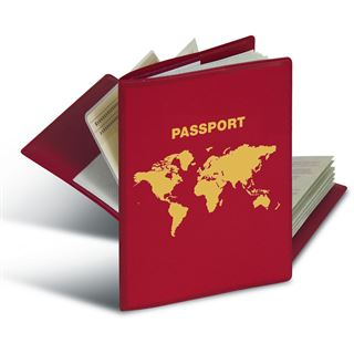 Herma RFID Hülle für Reisepass