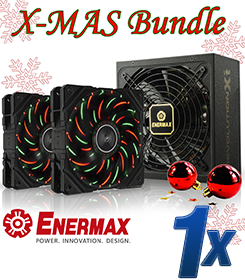 """Boost Bundle"" by ENERMAX"