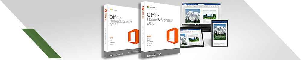 Office 2016 ist da!