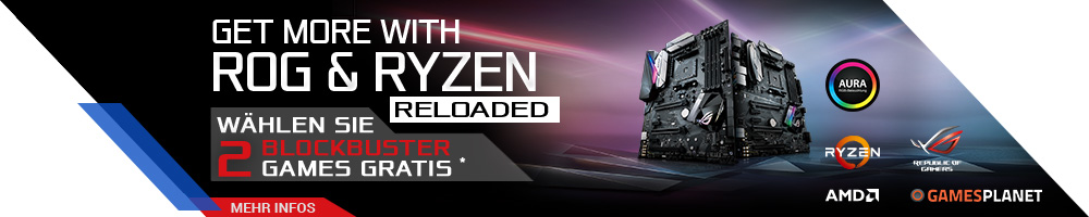 ASUS Get More With Ryzen Reloaded