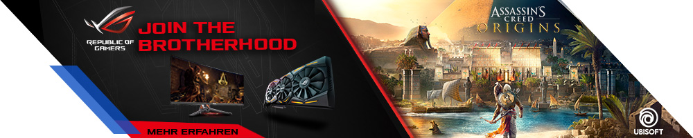 ASUS Join The Brotherhood
